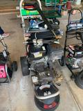 Shark 3500 PSI pressure washer with hoses