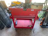 Channel Lock rolling tool box and contents
