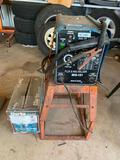 2 welders: Flux 2 MIG welder, Clarke weld 95E