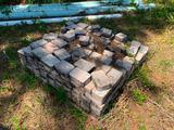 Lot of paver bricks