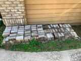 Lot of paver bricks - look at pictures