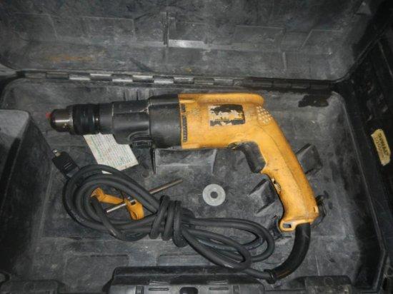 DeWalt Power Drill in Case