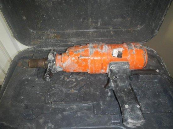 Weka DK12 Core Drill in Case