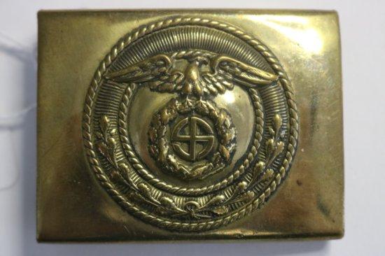 German SA EM/NCO's Belt Buckle