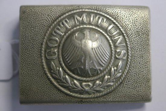 German Army EM/NCO's Belt Buckl