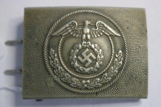 German NSFK EM National Socialist Motor Corps Belt Buckle