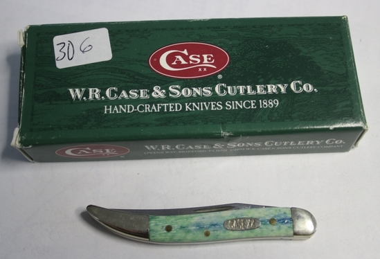 2007 Case Toothpick Pocketknife