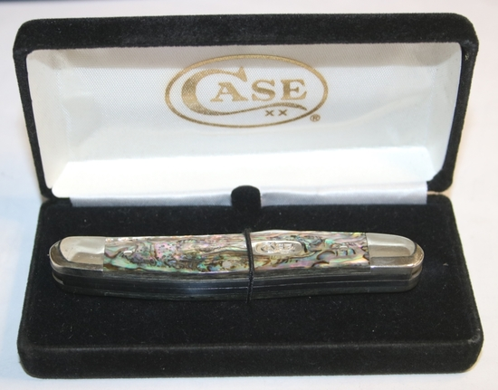 1989 Case Muskrat Pocketknife