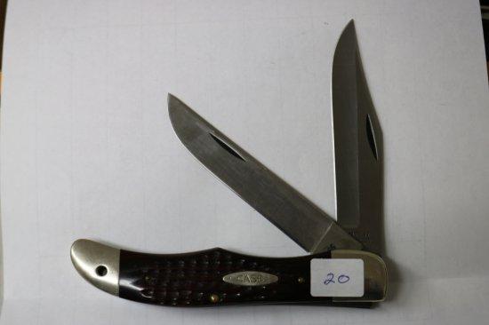 1978 Case Fold Hunter Pocketknife