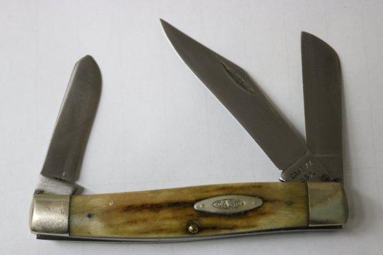 1965 Case Stag Pocketknife
