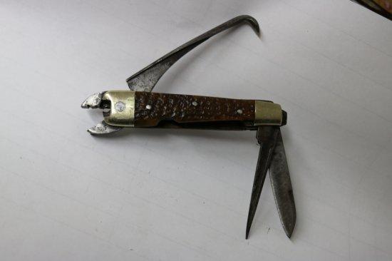 Barnett Tool Co. Pocketknife