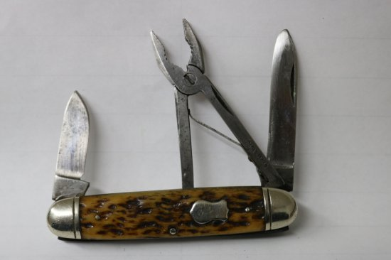 Valley Forge Radio Pocketknife