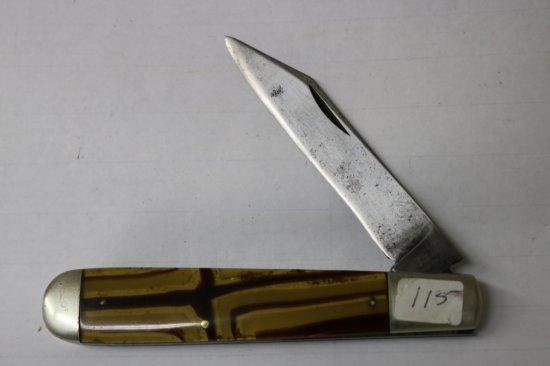 Robeson Butter & Molasses Pocketknife