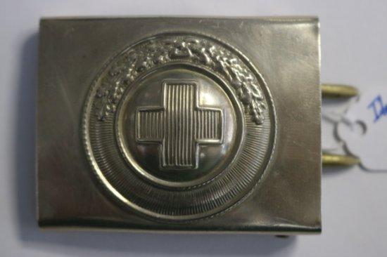 German Red Cross EM Belt Buckle