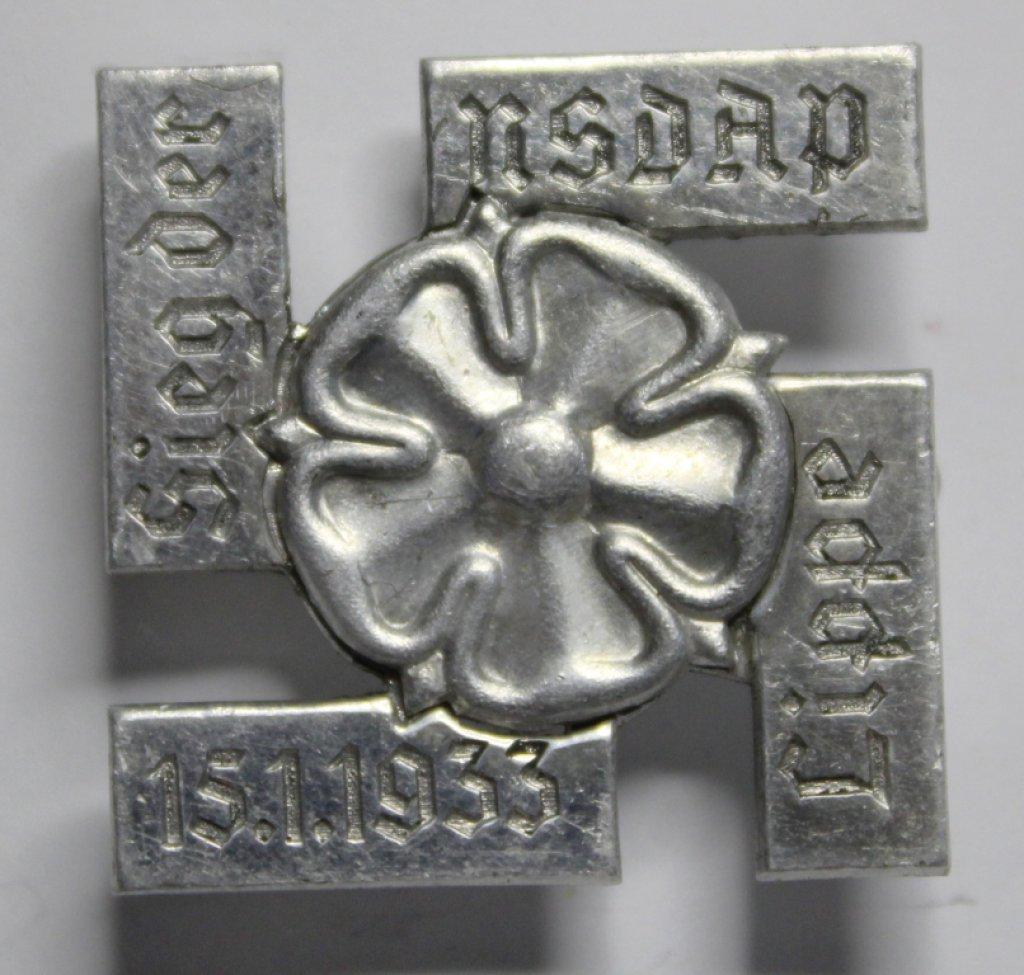 German Third Reich Organizational Membership Badge