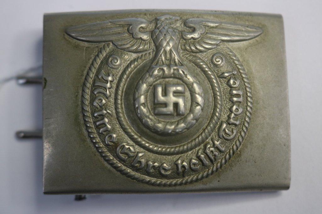 German Gerneral-SS All Gemeine-SS EM/NCO's Belt Buckle