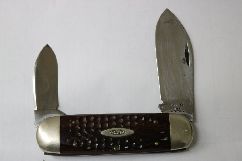 1970 Case Toenail Pocketknife