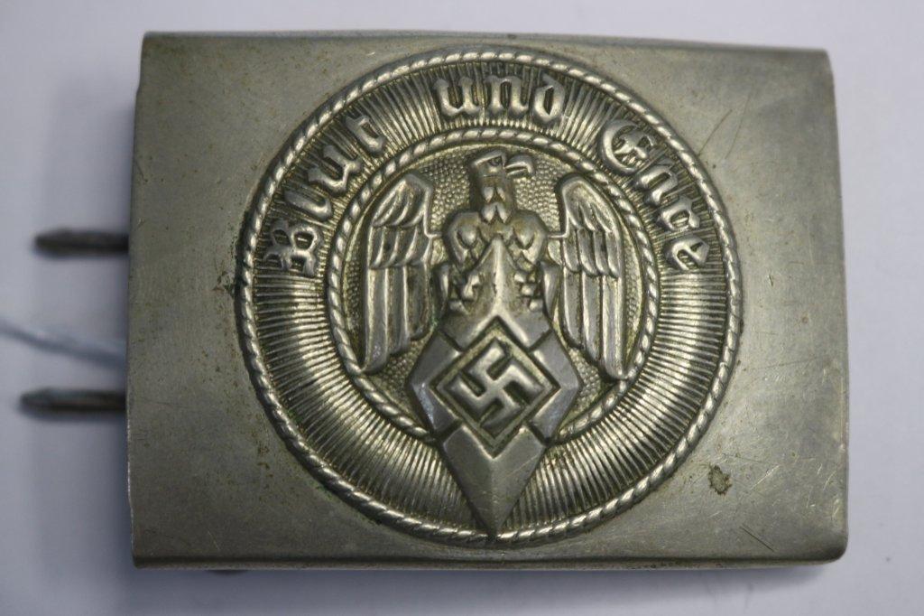 German Hitler Youth Belt Buckle
