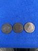 (3) Large Cents