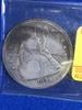 1846-O Seated Liberty Silver Dollar