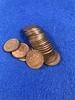 (25) Indian Head Pennies