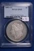 1882-CC XF45, PCGS Morgan Silver Dollar