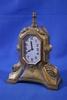 Ingraham Brass Mantel Clock