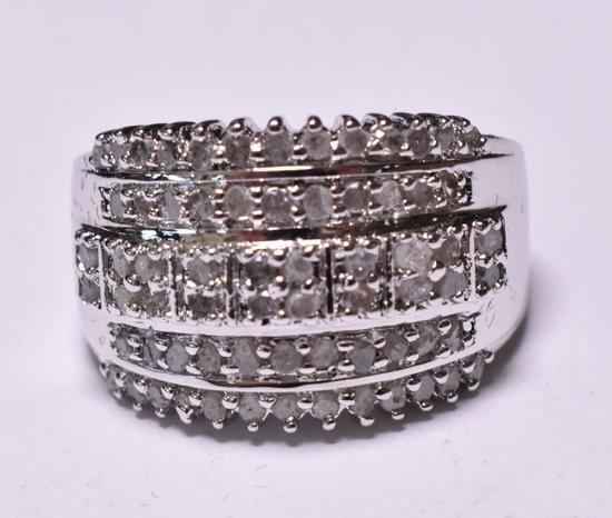 1 ct. Diamond Estate Ring