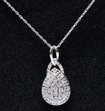 1 ct. Diamond Estate Necklace
