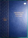 35 Silver Franklin Half Dollars