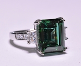 4.25 ct. Aztec Emerald Dinner Ring
