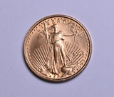 2002 Liberty $5 Gold Coin