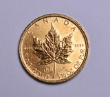 1997 Maple Leaf $5 Gold Coin