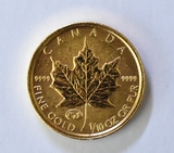 1998 Maple Leaf $5 Gold Coin