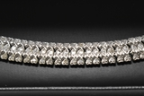 Philipe Style Diamond Tennis Bracelet