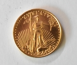 1997 Liberty $5 Gold Coin