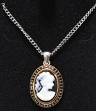 Cameo Estate Necklace