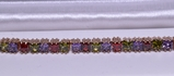 8.88 ct. Gemstone Estate Bracelet