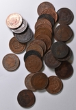 30 Indian Head Pennies