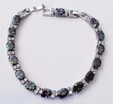 11.88 ct. Mystic Sapphire Estate Bracelet