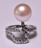 Pearl Estate Ring