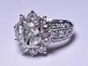 3.69 ct. Diamond Estate Ring in Platinum
