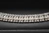 Philipe Style Diamond Tennis Bracelet