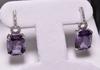 6.11 ct. Tanzanite Estate Earrings