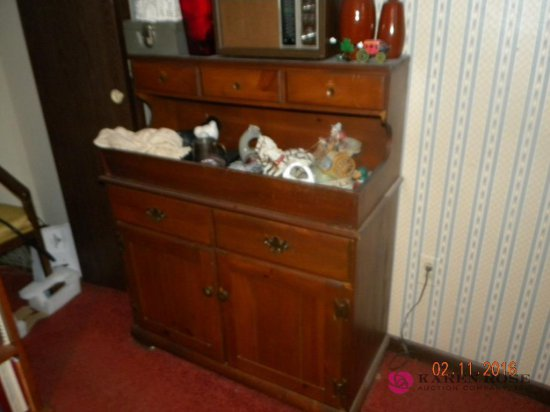 """48"""" Dry Sink No Contents"""