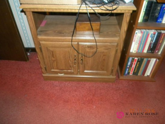 TV Stand with Swivel No Contents
