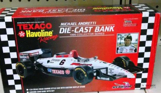 Texaco Havoline 1/24 scale Indy 500 Bank