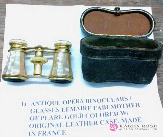 Antique Opera binoculars
