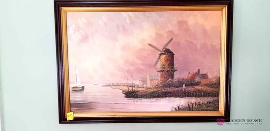 Picture of Holland Water Scene