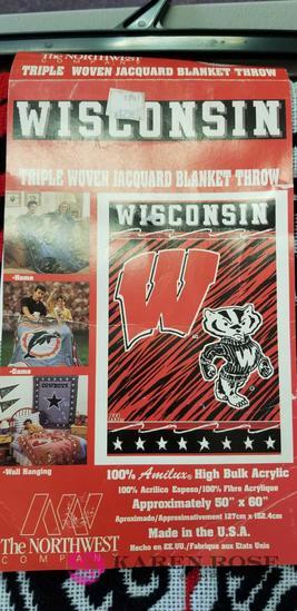Wisconsin Blanket
